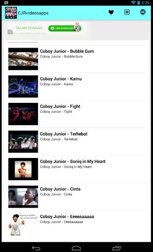 Coboy Junior Videos Apps