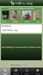 Walk for a Dog - screenshot thumbnail