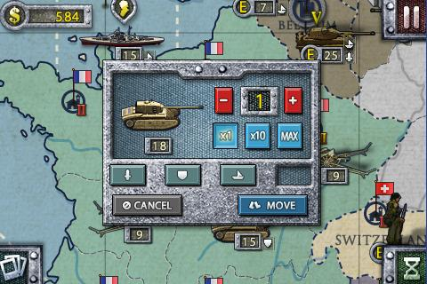 European War 2 - screenshot