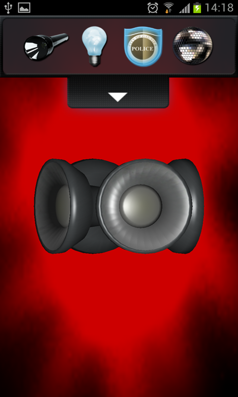 Flashlight + - screenshot
