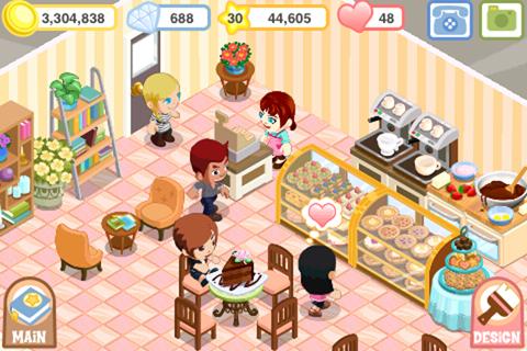 Bakery Story: Mother's Day 1.5.5.7.4 apk