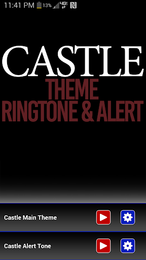 Castle Ringtone and Alert