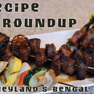 Bengal Barbecue Spicy Beef Kabobs