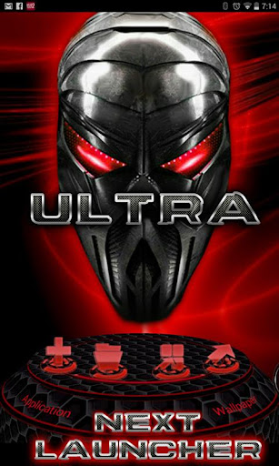 Next Launcher Free Ultra 3d
