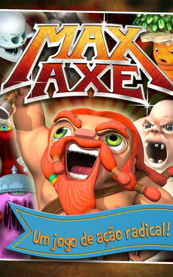 Max Axe - Aventura épica - screenshot