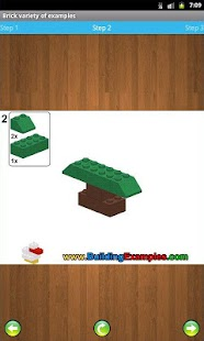 Brick variety of examples - screenshot thumbnail