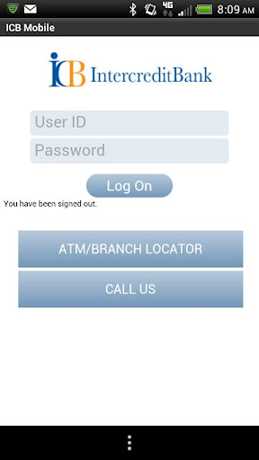 ICB Mobile Banking