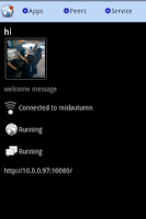 Screenshot of Hotweb (beta)