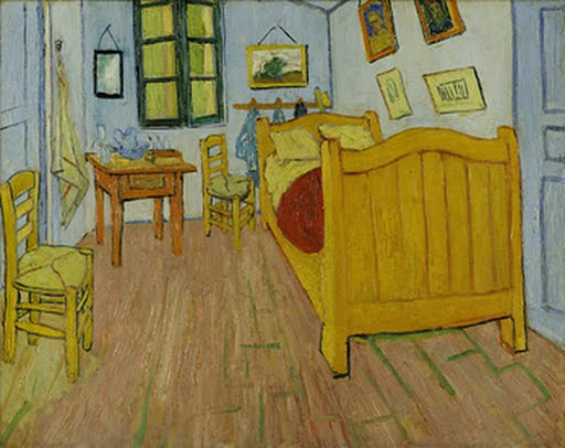The Bedroom - Vincent van Gogh - Google Arts & Culture