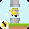 Flappy Plane - Tap! Tap! icon