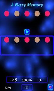 A Fuzzy Memory- screenshot thumbnail