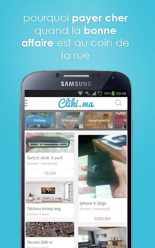 Cliki Morocco Ads