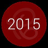 2015 플랜북 - 달력, 다이어리, 플래너