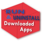 Downloaded Apps Run&Uninstall