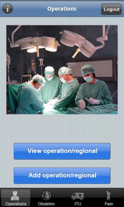 Online Anaesthesia - screenshot