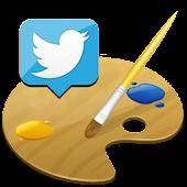 Paint para Twitter
