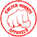 Chuck Norris Jokes & Facts logo