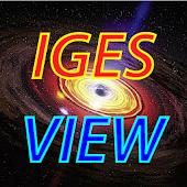 IGES 3D View