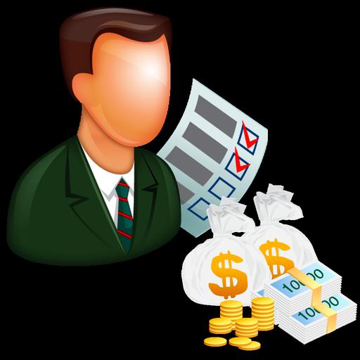 Lender Borrower LOGO-APP點子