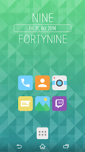 Flatastico - Icon Pack- screenshot thumbnail