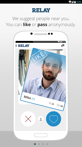 Relay - Meet Gay Guys Nearby