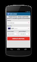Screenshot of Curs Valutar Moldova