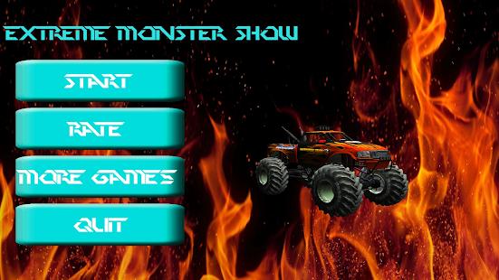 Extreme Monster Truck Show 4x4 screenshot