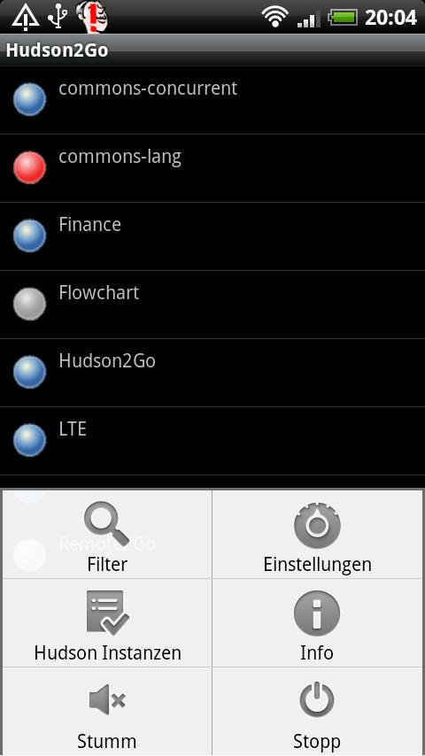 Hudson2Go Lite - screenshot