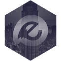EvolveSMS Theme - Night Fall icon
