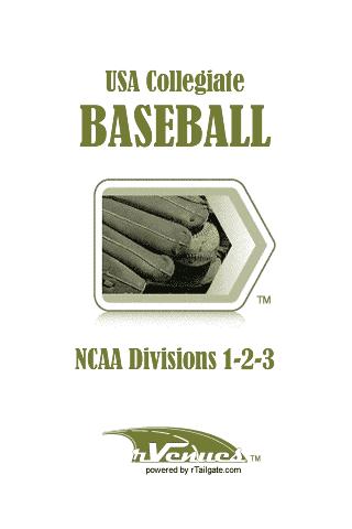 rVenue Varsity Baseball Parks- screenshot