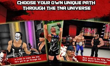 TNA Wrestling iMPACT Apk