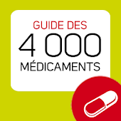 Le Guide des 4000 médicaments