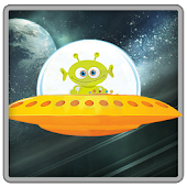 UFO Alien Animal Pirate 3D