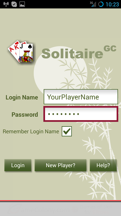 Solitaire GC Online- screenshot