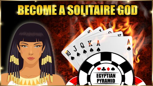 Cleopatra's Pyramid Solitaire