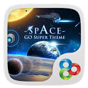 Space GO Launcher Super Theme icon