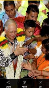 Najib Razak Tamil News - screenshot thumbnail
