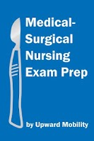 Screenshot of Medical-Surgical Exam Prep