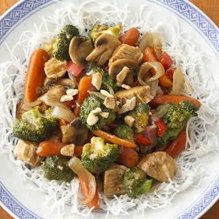 Chicken and Broccoli Stir-Fry.