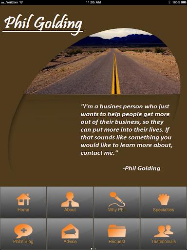 Phil Golding