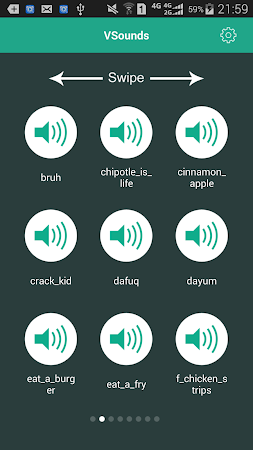 VSounds - Vine Soundboard Free 1.3.2 screenshot 641493