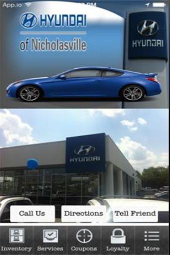 Hyundai Of Nicholasville
