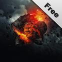 Asteroid Go launcher Ex Theme logo