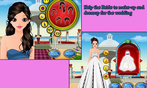 Wedding dressup and decoration 1.0.0 screenshots 2