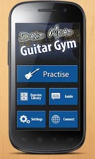David Mead : Guitar Gym