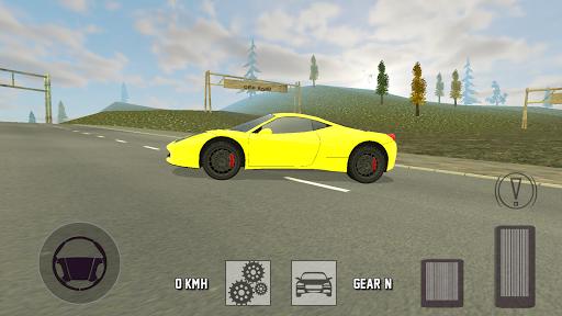 extreme racing car simulator app app. Black Bedroom Furniture Sets. Home Design Ideas
