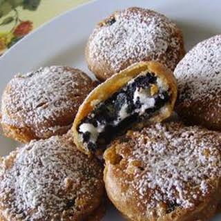 Deep Fried Cookies.