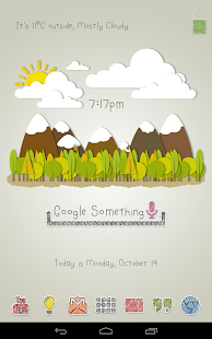 Diddly for Zooper Widget Pro - screenshot thumbnail