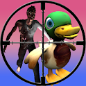 Duck Hunting Zombies FREE icon