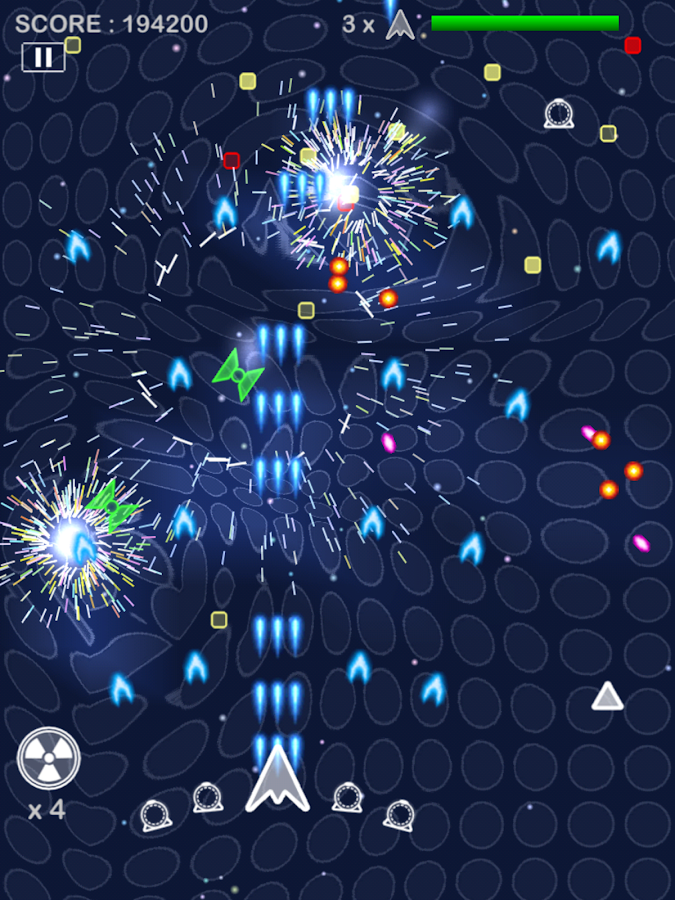 Field Fighter-X - screenshot